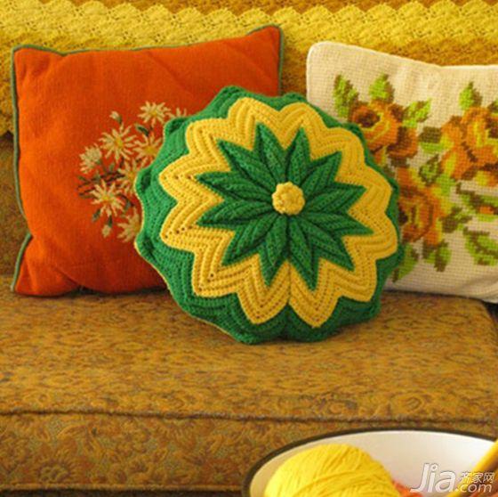 8款可爱居家抱枕 动物 编织点亮特色空间(全文)