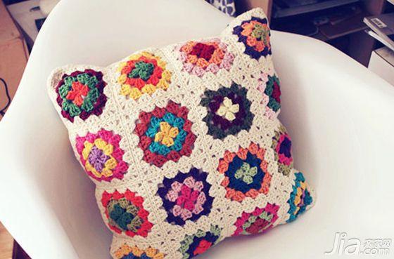 8款可爱居家抱枕 动物+编织点亮特色空间(全文)