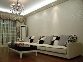 低调的生活方式 122平温馨二居室