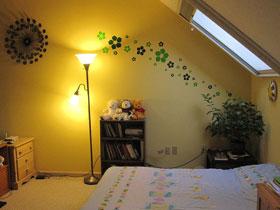 美國的小生活 110平復式小公寓