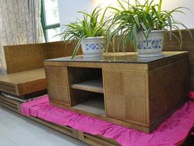 中式風格簡約氣質 超級奶爸打造的復式豪宅