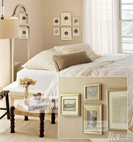 床头的风景 小资味卧室装饰画