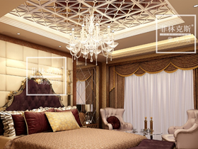 菲林克斯全房吊頂新品展示系列—臥室篇