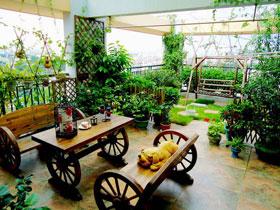 樓頂的風光 11個空中花園推薦
