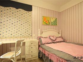 13款绝美可爱 儿童房装修效果图