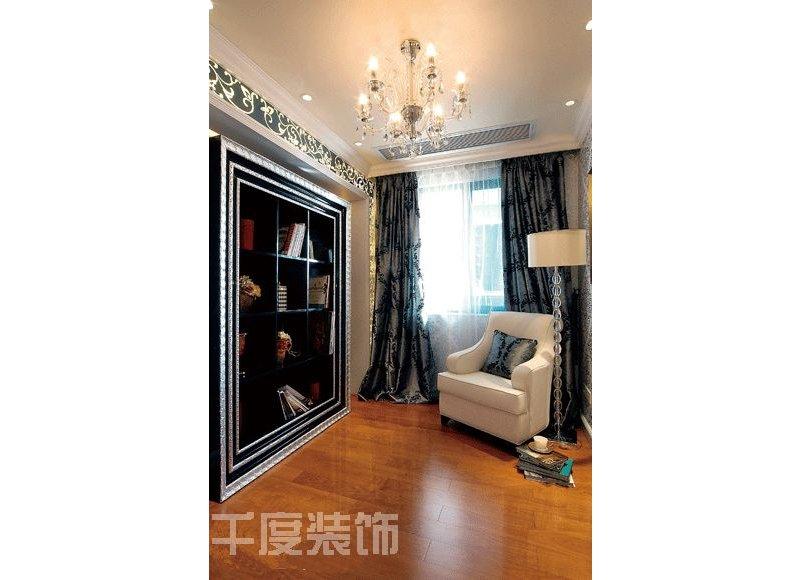 华润二十四城 4室2厅3卫装修效果图,室内设计效果图 齐家装修网高清图片