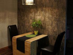 自由收縮的家具 70平設計感超強小戶型