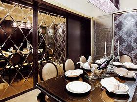 餐厅背景墙装修效果图65