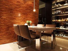 餐厅背景墙装修效果图53