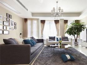 14款簡約溫馨    客廳裝修效果圖