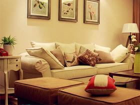 沙發裝修效果圖1118