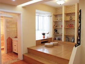 9款臥室設計 榻榻米裝修效果圖