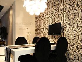 餐厅背景墙装修效果图35
