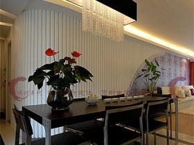 餐厅背景墙装修效果图31