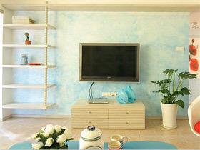 15款宜居收纳式 电视背景墙效果图