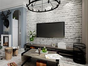电视背景墙装修效果图148