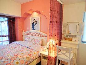 卧室背景墙装修效果图148