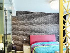 卧室背景墙装修效果图147