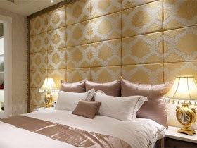 卧室背景墙装修效果图130