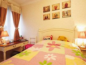 9款小清新可爱    儿童房装修效果图