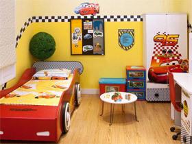 15款创意个性  儿童房装修效果图