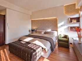 卧室背景墙装修效果图108