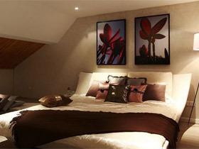 卧室背景墙装修效果图63