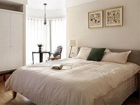 卧室背景墙装修效果图60