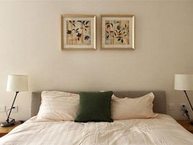 卧室背景墙装修效果图59