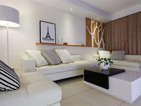 沙发背景墙装修效果图148