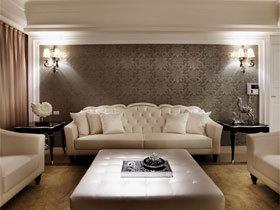 沙发背景墙装修效果图116