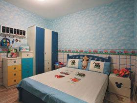 儿童房装修效果图44