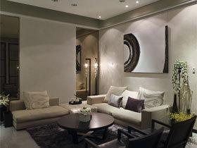 沙发背景墙装修效果图108