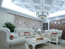 沙发背景墙装修效果图63