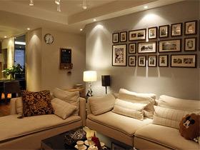 沙发背景墙装修效果图60