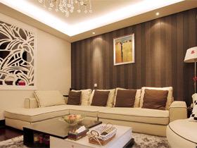 沙发背景墙装修效果图54