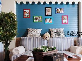 沙发背景墙装修效果图52