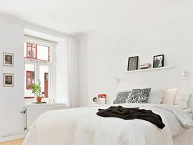 13款简洁素雅 卧室装修效果图