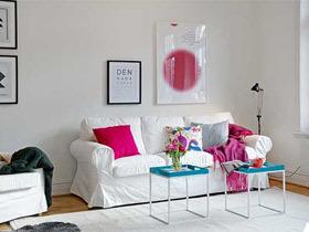 沙发背景墙装修效果图42