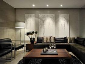 沙发背景墙装修效果图31