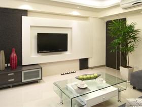 电视背景墙装修效果图119