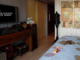 卧室装修效果图890