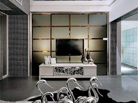 电视背景墙装修效果图74