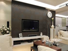 电视背景墙装修效果图62