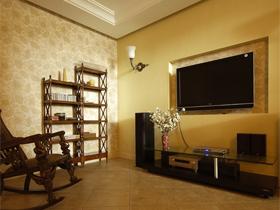 电视背景墙装修效果图50