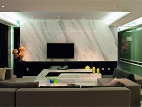 电视背景墙装修效果图44