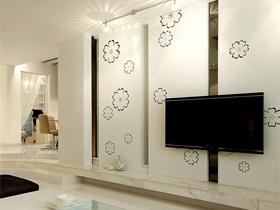 电视背景墙装修效果图40