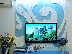 电视背景墙装修效果图32
