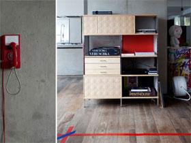 13款温馨舒适     玄关装修效果图