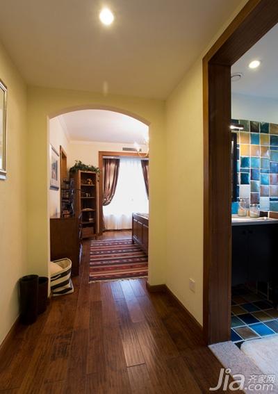 美式简约设计男生卧室图片